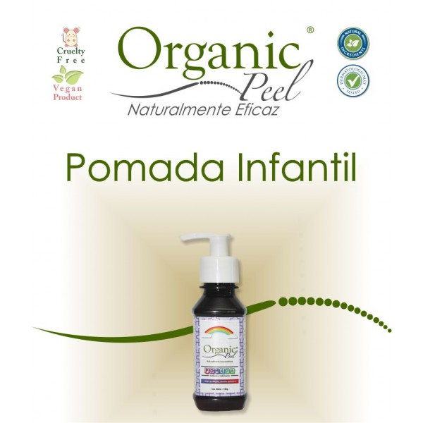 Pomada  Vitaminas Baby 100 ml