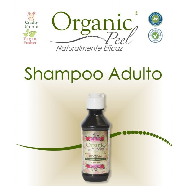 Shampoo Hidratante Anti-Frizz adulto